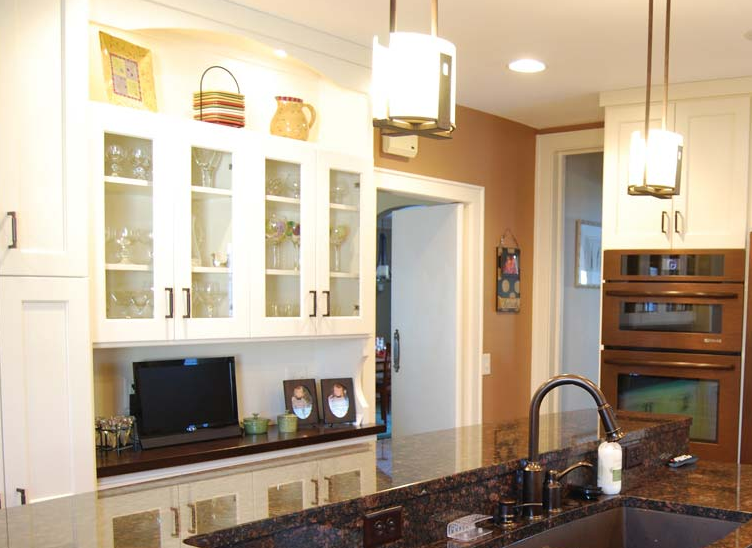 Christian Brothers Cabinets in MN kitchens