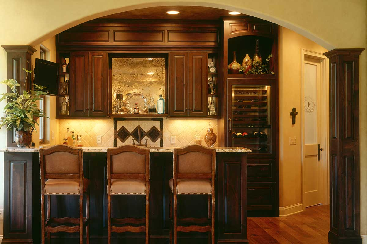 Custom bar design home design ideas for How much does it cost to build a wet bar