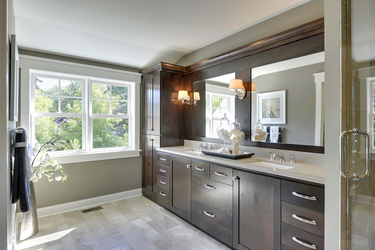 Custom Bathroom Cabinets MN | Custom Bathroom Vanity