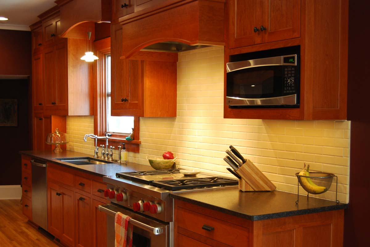 Custom kitchen cabinets new kitchen cabinets mn for Custom kitchen remodeling
