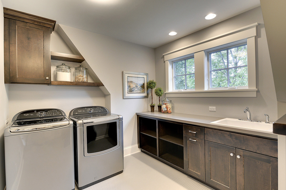 Custom Laundry Room Cabinets Mn Custom Mudroom Built Ins